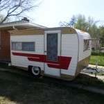 1968 Cardinal Travel Trailer For Sale