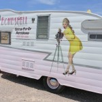 1961 Shasta Mobile Salon For Sale