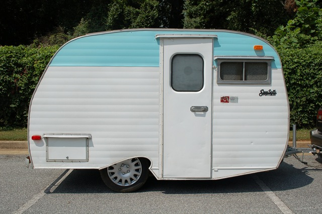 My Favorite Of The Vintage Campers Serro Scotty Sportsman