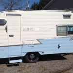 1964 Shasta SCS 16 For Sale