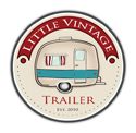 vintage little trailer