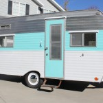 1969 Trail Boss camper For Sale