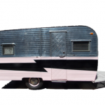 1960 Kenskill Travel Trailer For Sale